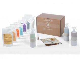 Galibox, une box pour réaliser soi-même ses produits d'entretien écologiques
