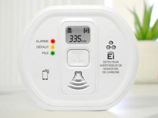 Monoxyde de carbone : où installer mon détecteur de CO ?