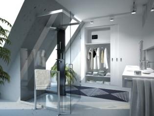 Salle de bains : 10 innovations gain de place, pratiques et design