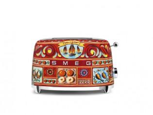 Dolce & Gabbana sublime les appareils électroménagers SMEG