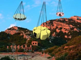 """Marseille envahi par 3 """"ovnis architecturaux"""""""