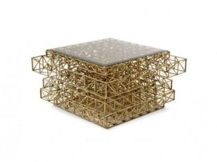 Une table inspirée de la Tour Eiffel