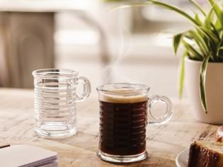 Luminarc lance des mugs boîtes de conserve