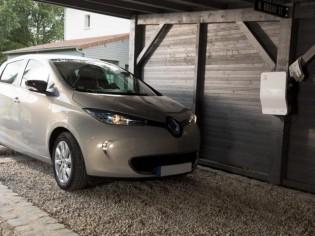 Installer une borne de recharge pour voiture électrique chez soi