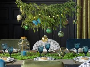 Noël : 10 tables de fêtes originales