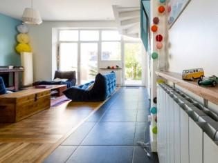 Avant/Après : une maison plus lumineuse au charme indus'