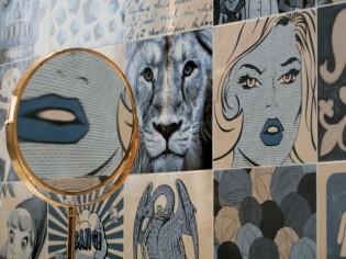 Indigo, les carreaux de ciment version pop signés Novoceram