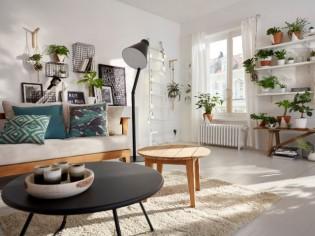 Refaire la déco de son appartement à petit prix : 12 idées à copier