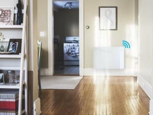 Ce chauffage intelligent stocke l'électricité quand elle est moins chère