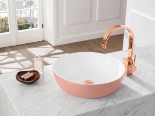 10 vasques originales pour réveiller sa salle de bains