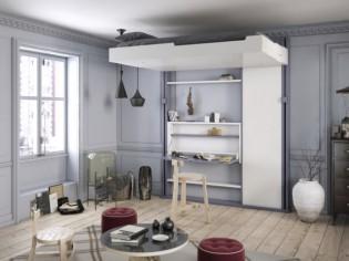 Meubler un studio : 10 meubles malins pour gagner de la place