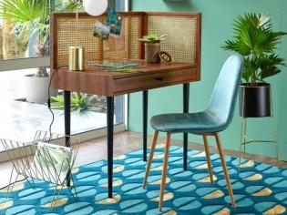 10 chaises de bureau très originales pour un bureau plein de style