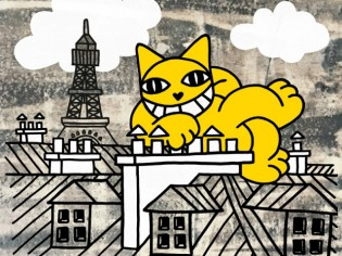 M. Chat fait le mur : l'expo street art à ne pas manquer