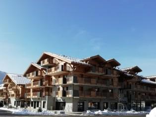 Une résidence d'exception au cœur des Alpes
