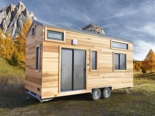 Une mini maison qui vous suit partout !