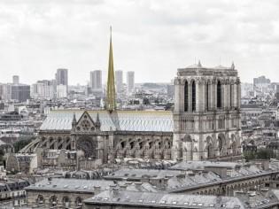 Reconstruction de Notre-Dame à l'identique : débat d'experts