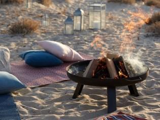 Brasero : l'accessoire indispensable de vos soirées d'été