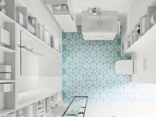 Mini salle de bains : les 8 astuces à connaître