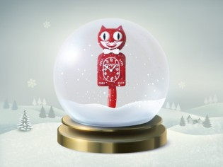 22 décembre : une horloge iconique pour les fans de déco rétro
