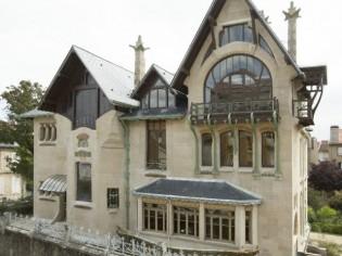 La Villa Majorelle, emblème de l'Art nouveau, rouvre ses portes à Nancy