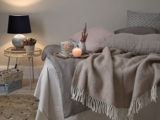 12 idées de déco cocooning pour un hiver douillet