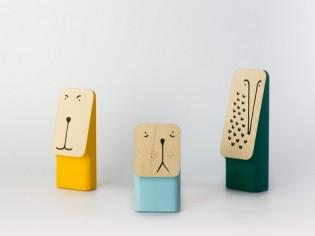 Une collection d'objets et de mobilier design signée Stüdio Emmaüs
