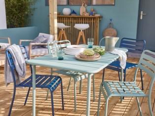 8 solutions pour nettoyer son mobilier de jardin facilement