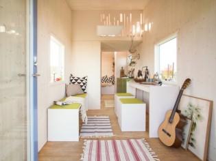 Une mini maison de 20 m2 qui a tout d'une grande