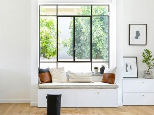 10 façons d'aménager une banquette pratique et confortable