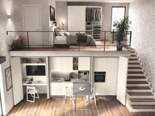 Aménager une mezzanine : 5 exemples astucieux