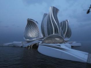 Habiter dans la mer ou dans l'espace : des projets insolites et innovants
