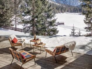 8 idées pour réchauffer sa terrasse en hiver