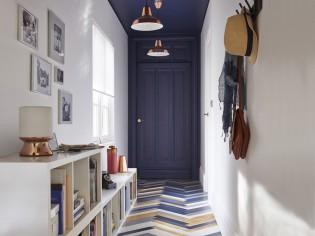 Optimiser l'espace dans un couloir : 10 exemples