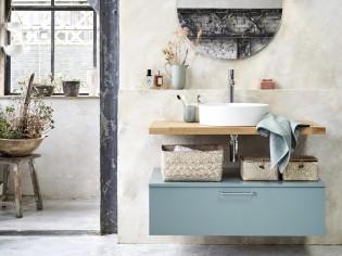 7 meubles astucieux pour aménager sa salle de bains
