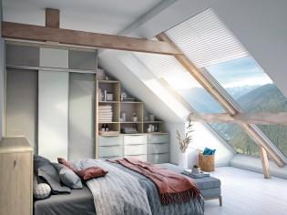 Aménager une chambre dans les combles : 10 exemples