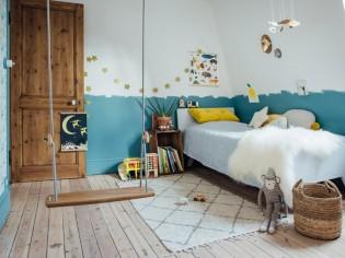 8 idées ludiques pour aménager une chambre d'enfant