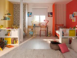 1 chambre, 2 enfants : 18 idées pour partager l'espace