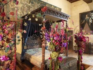 Quand fleurir est un art : des créations poétiques à Chaumont-sur-Loire