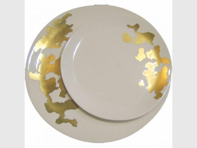 mirage assiette gargantua or