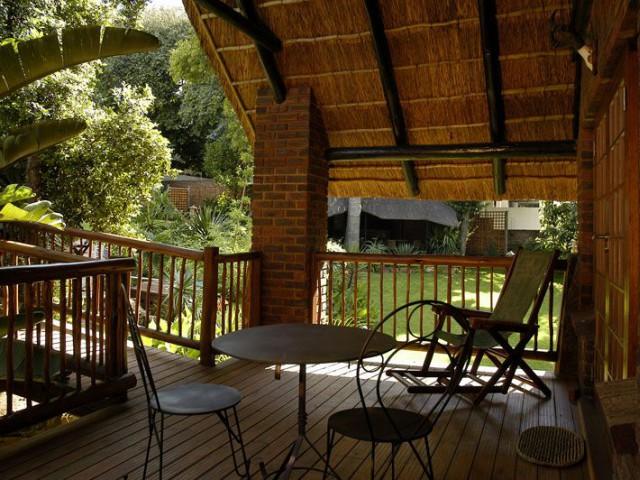 terrasse chambre Nile fashoda