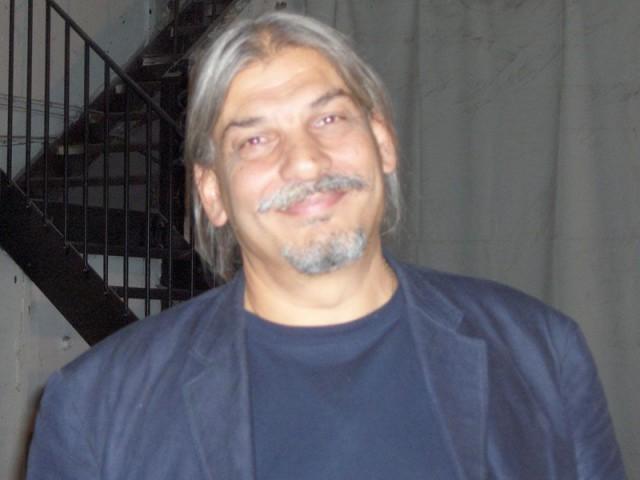 portrait Francesco Passaniti beton