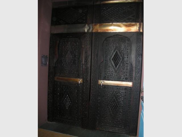 porte marocaine