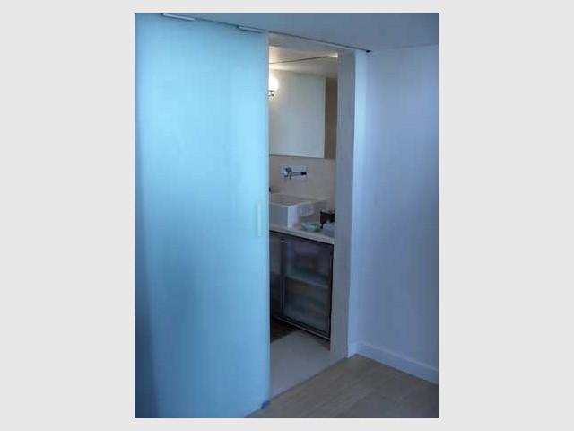 La salle d'eau - salle de bains