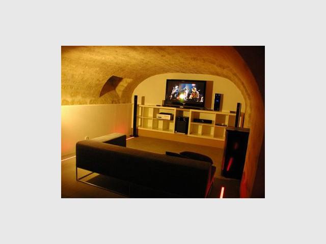 Souplex Cave Je Veux Vivre Dans Mon Sous Sol