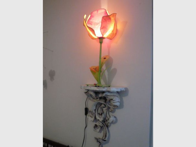 Fleur de gabrielle steph et charles