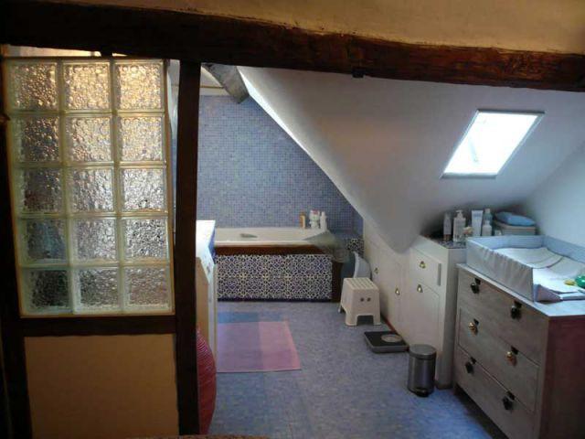 La salle de bain steph et charles