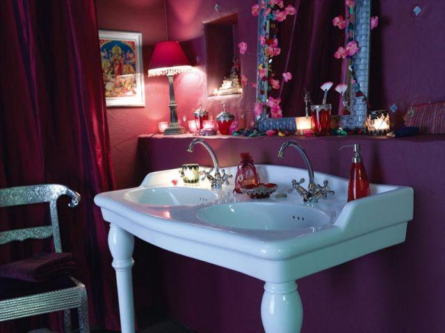 Salle de bains Maharadja
