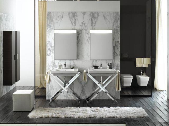 10 salles de bains contemporaines - Salle De Bain Contemporaine