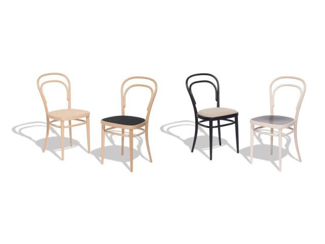 chaises thonet ensemble