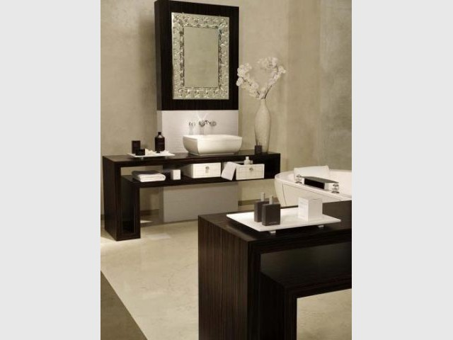 salle debains contemporaine luxe